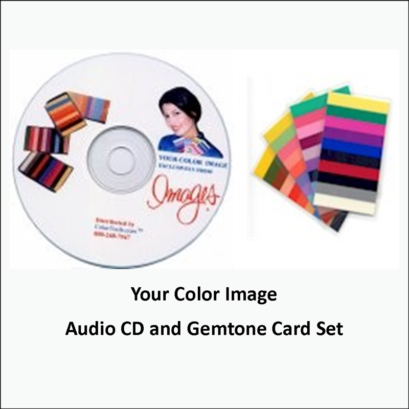 Personal Color Analysis CD Kit