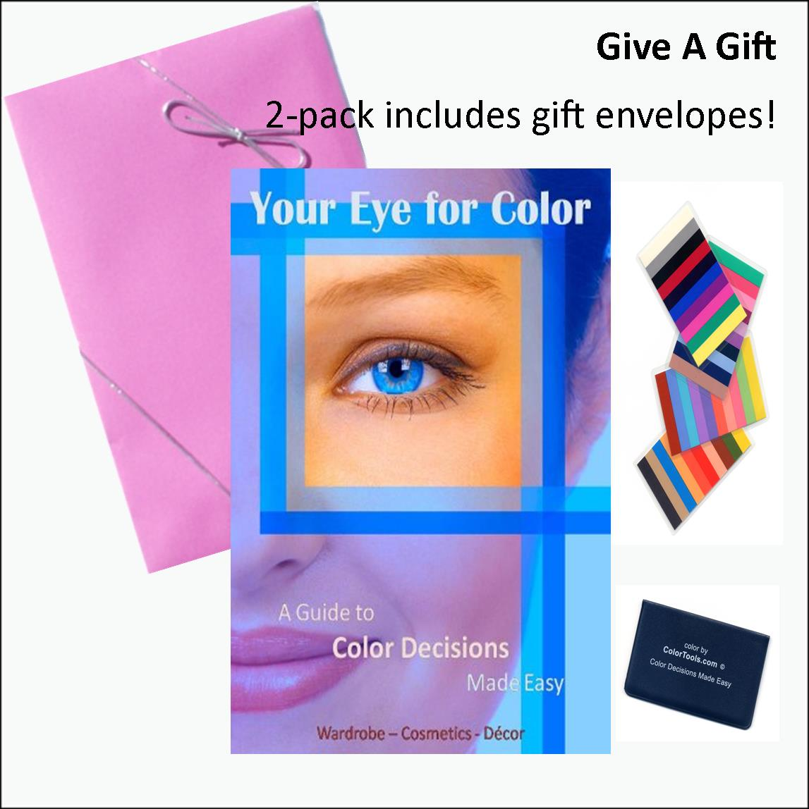 Personal Color Analysis Kit- Special Gift 2-Pack