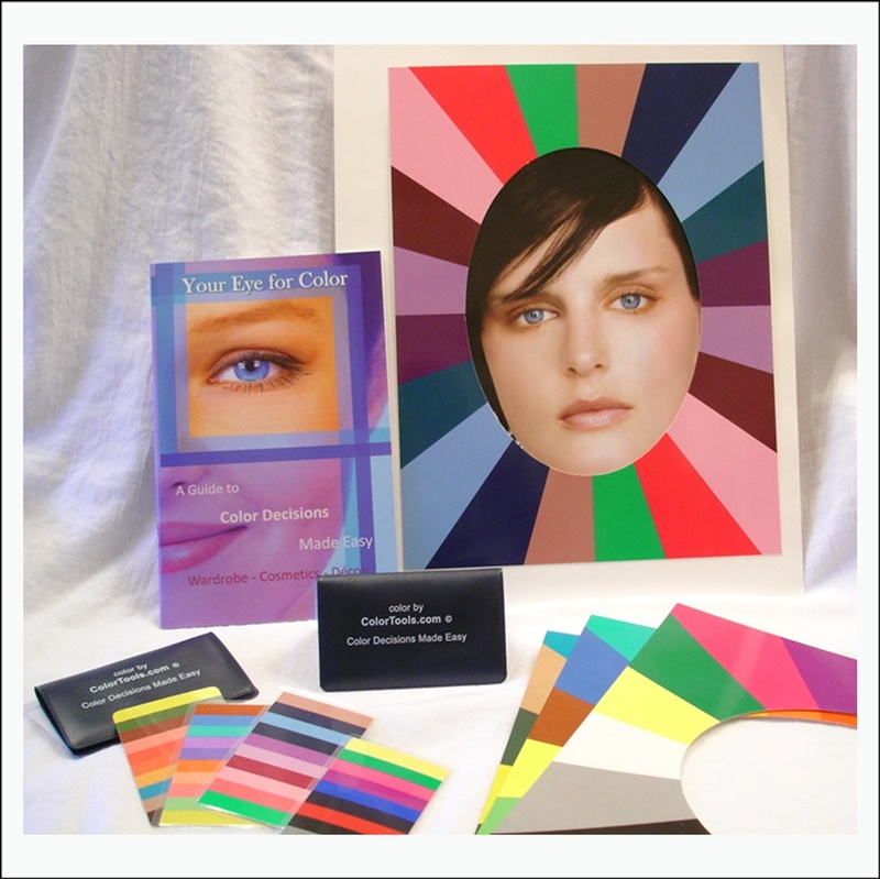 Professional Color Analysis Kit