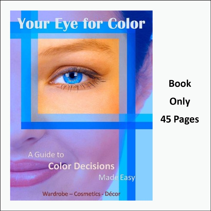 Your Eye For Color Book