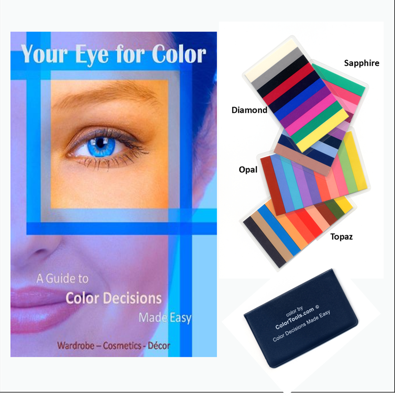 Personal Color Analysis Kit
